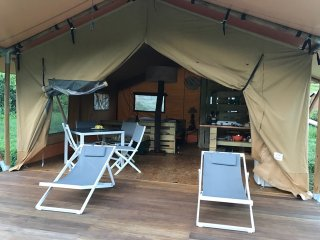 Glamping aux Antilles