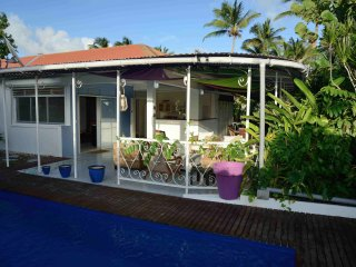 Villa Fregates, marina et plage a 100 metres, tout a pied
