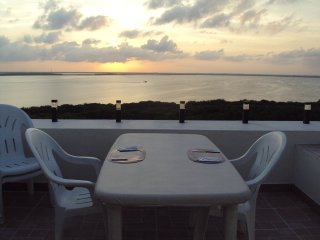 Comfortable one-bedroom apartment, beachfront in Cancun