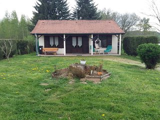 House with 2 bedrooms in Saint-Maurice-aux-Forges, with furnished garden