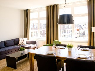 Nice apartment for four in Amsterdam's center