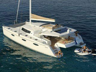 ALL INCLUSIVE CHARTER ABOARD A 2014 57' SANYA FOUNTAINE PAJOT W/ Dedicated Crew!