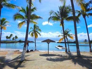 LA PERLE DU MARISOL : Appartement 2 chambres avec plage et piscine
