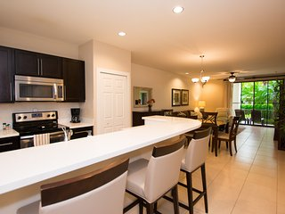Pacifico L304, 2 bedroom, ground floors with walk path straight to the pool