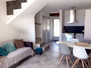 House with 2 bedrooms in Ambiegna, with enclosed garden - 10 km from the beach