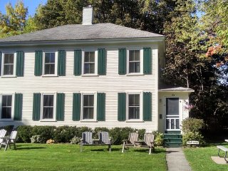 Stewart Cottage - historic duplex in Bar Harbor