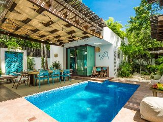 Villa Amalfi - Beautiful Boutique Villa in the heart of Tulum