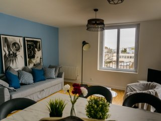 Appartement cosy hyper centre Brest