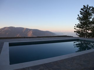 Unique Boutique Holiday Home  - new pool, stunning views, amid nature.
