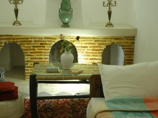 Mandarine private room in private riad