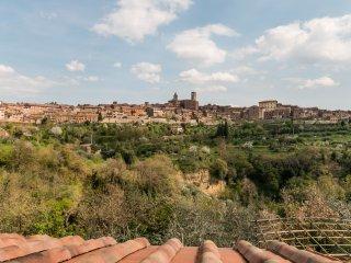 Pieve Mirabella - Appartamento con giardino panoramico