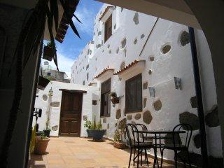 Vivienda tradicional Canaria Saulo