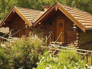 cabanas am hang en la cumbrecita