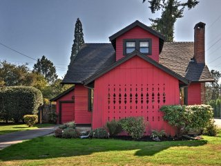 New! Charming 2BR Beaverton House- Near Portland!