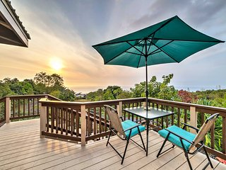 NEW! 1BR Miloli'i Cottage w/ Ocean Views!