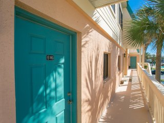 Sea Haven Resort - 516, Oceanfront, 2BR/2.5BTH, Pool, Beach