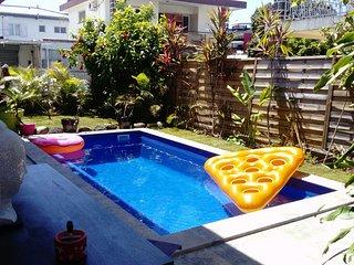 studio avec piscine a 2 pas du centre ville
