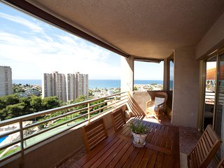 Preciosas vistas y a un paso de Alicante
