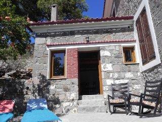 Garden Studio fur maximal vier Personen in Molivos