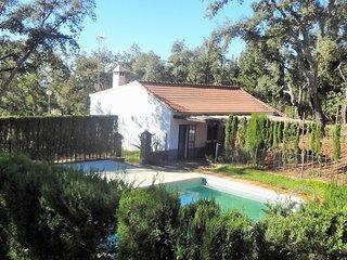 Casa Rural La Gallega, en plena Sierra de Aracena. Situada a 1,5km de Aracena