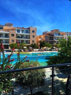 Enjoy the Cyprus sunshine.