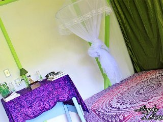 Bamboo Guesthouse & Vegan Restaurant Island (A Nature Lovers Delight)