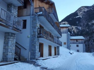New! Apartment in Orelle for 3 Vallees ski area