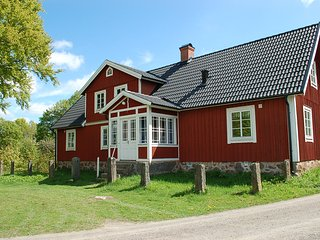 Wonderful old farm house in Stora Bokon, Lonsboda