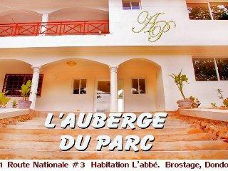 Auberge du Parc, Dondon, Haiti ( hotel)