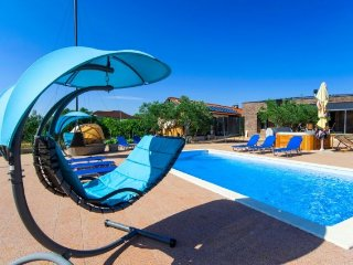 Holiday house with swimming pool Ivano for 12 persons