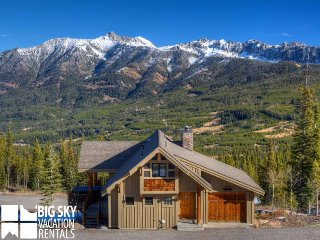 Big Sky Moonlight Basin | Moonlight Mountain Home 1 Gambler Way