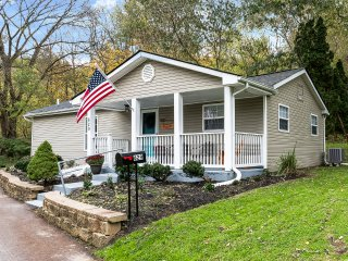 Trailside and Riverside Cottage in Loveland Ohio