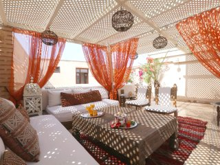 Riad Jaune Safran: not ordinary stay!!!
