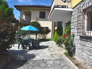 House in the center of Luino with Parking, Terrace, Balcony, Washing machine