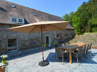 House in Florennes with Internet, Parking, Terrace, Garden (697291)