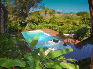 Bah034-Luxury 6 bedroom house in Trancoso with pool, spa, gym and garden