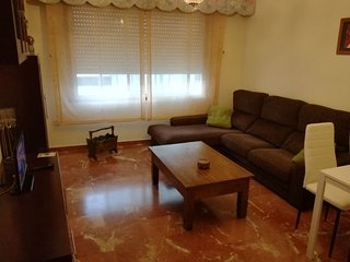 Apartment in the center of Bueu with Internet, Parking, Washing machine (693796)