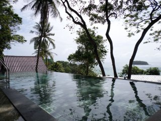 1 bed bungalow looking Kata beach