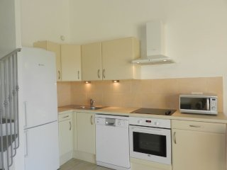 Apartment in Lecci with Parking, Terrace, Washing machine (653666)
