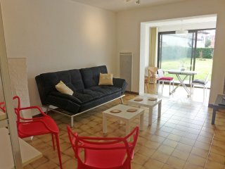 Apartment 156 m from the center of Capbreton with Internet, Parking, Balcony