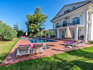 Smans Villas - Heated Pool+Table Tennis+Pool Table.
