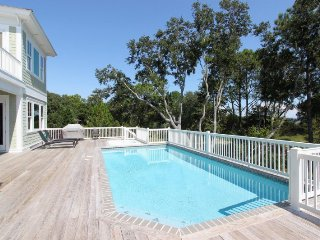 18 Sand Dollar Road: Oceanfront, Large Pool & Deck With Hot Tub ~ RA65372