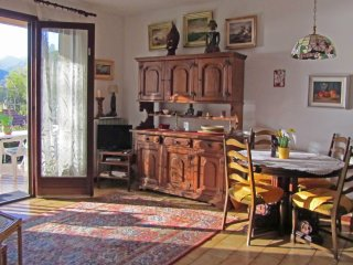 House in the center of Luino with Parking, Garden, Washing machine (560929)