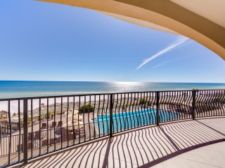 NEWLY RENOVATED! Luxury Gulf Front 2nd Floor Condo! Community Pool!
