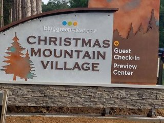 Christmas Mountain Village Resort: 2BR/2BA Timber