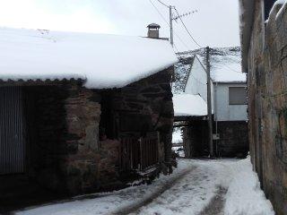 Refugio de montana cerca de Cabeza de Manzaneda