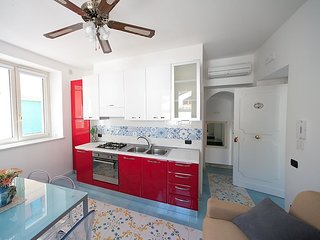 Apartment in Vietri Sul Mare with Air conditioning, Parking, Washing machine