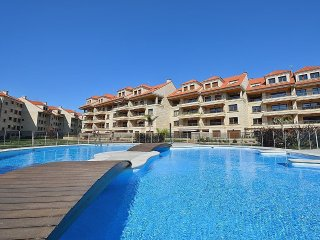 Apartment in O Grove with Parking, Terrace, Washing machine (531069)