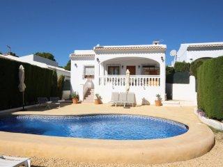 HMR Villas - Casa Los Limoneros - Moraira