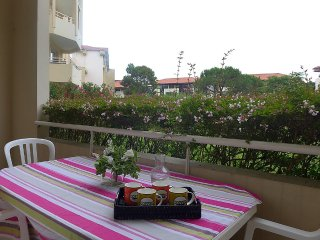 Apartment in the center of Biarritz with Internet, Lift, Terrace, Garden